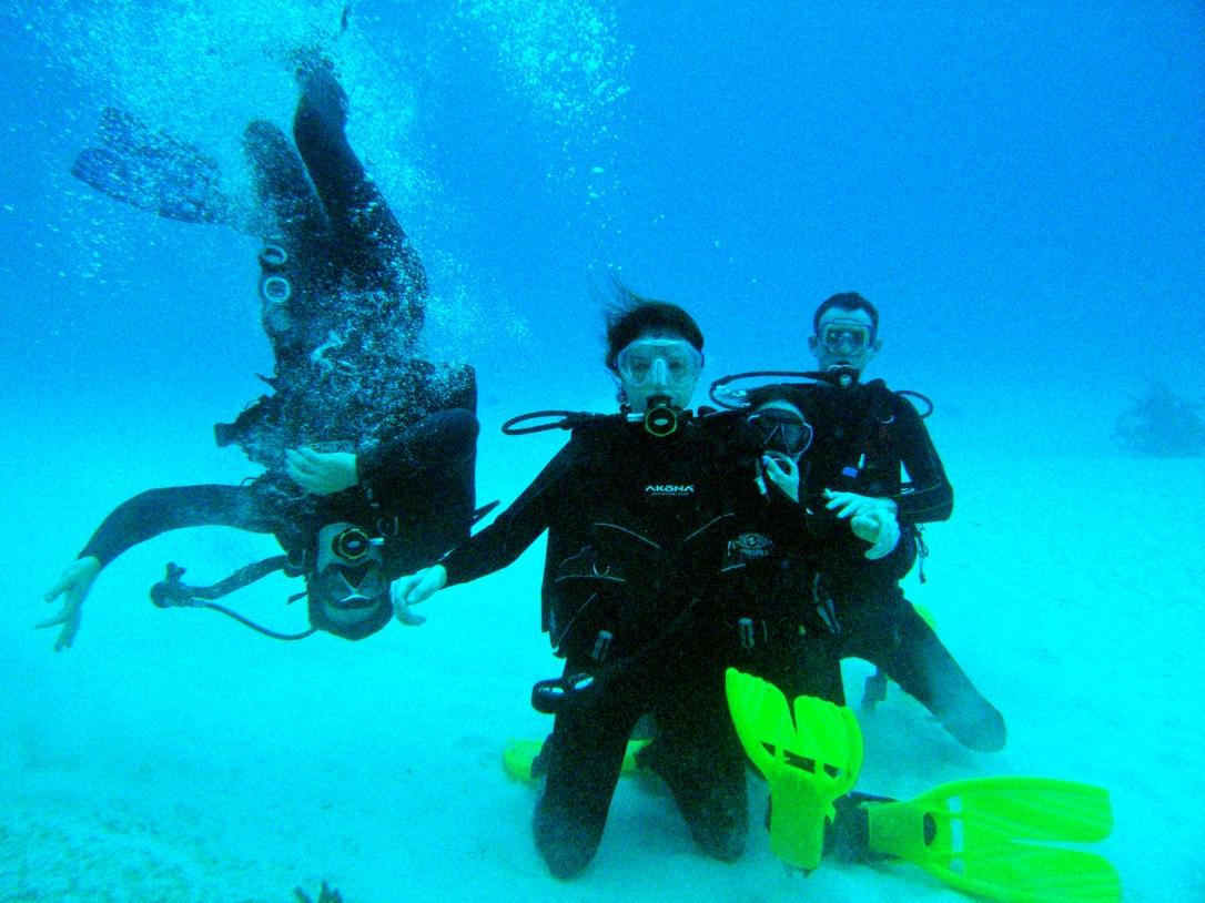 team scuba