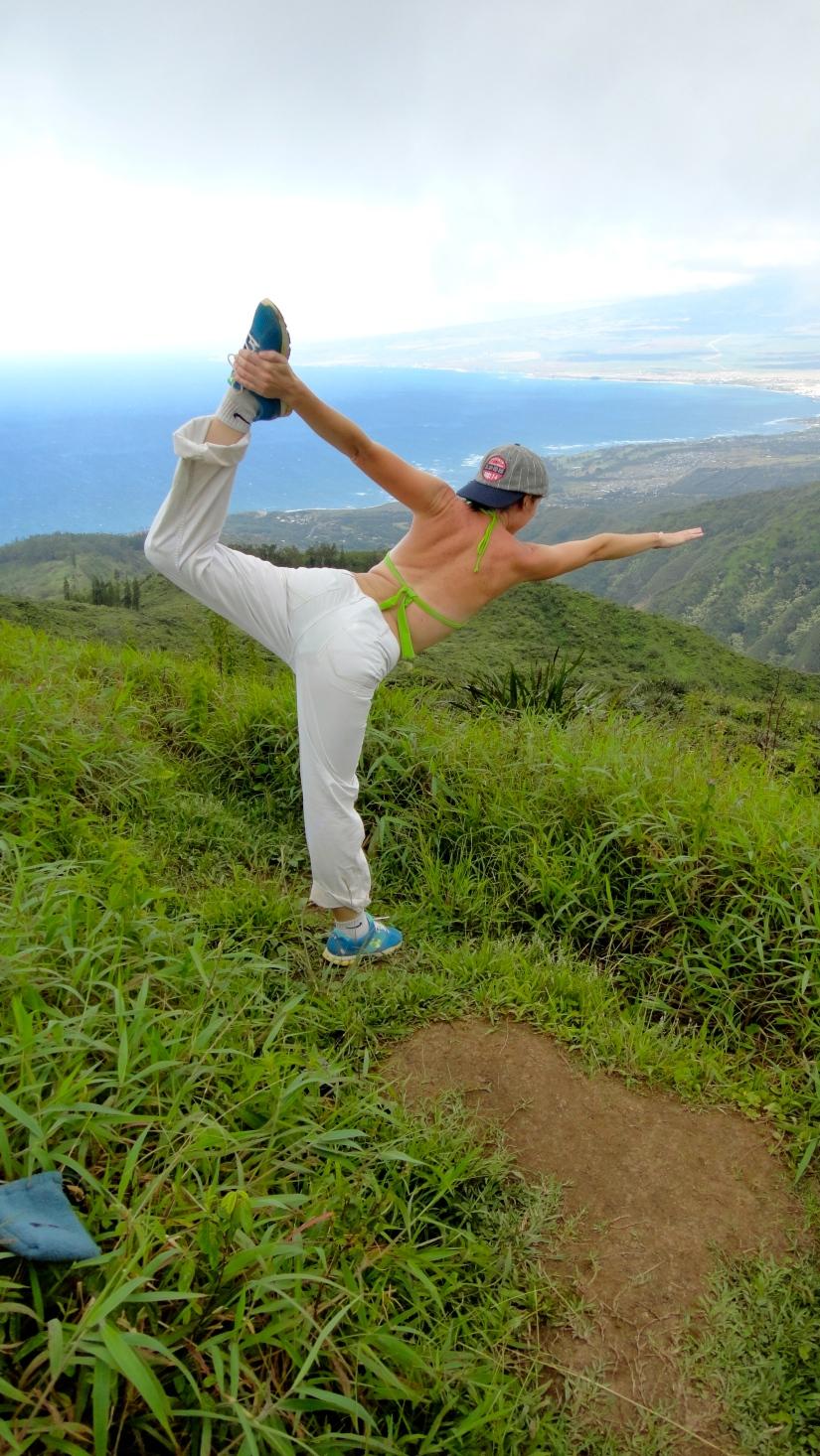Yoga in Hawaii